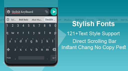 Stylish Keyboard screenshot 2