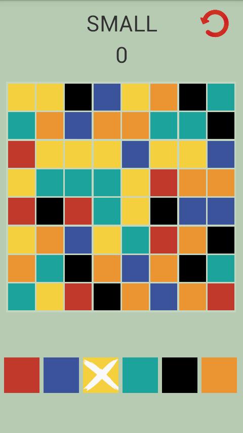 Скриншот Flood of Colour