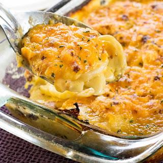 Potato Au Gratin Flour Recipes