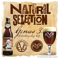 Flying Dog / Evolution Natural Selection: Genus 3 Stock Ale