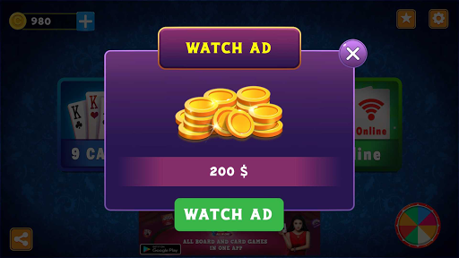 Hazari Gold (u09b9u09beu099cu09beu09b0u09c0)-1000 Points Game with 9 Cards 3.01 screenshots 12