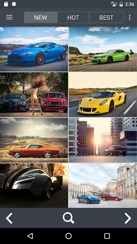 1,000,000 Wallpapers HD 4k(Best Theme App) screenshots