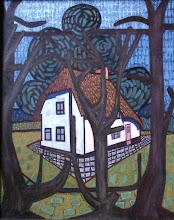 Photo: Cottage Through Trees
