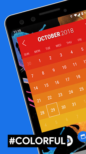 Month: Calendar Widget screenshot