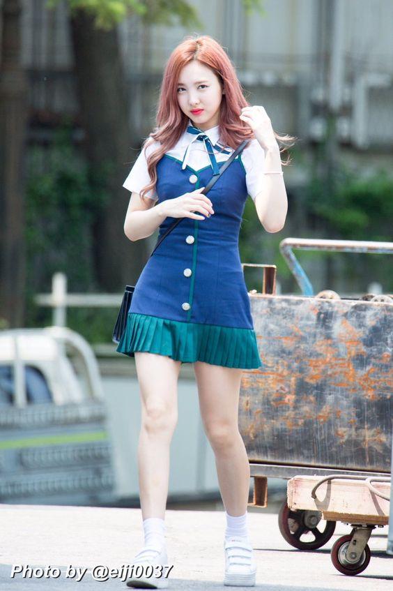nayeon uniform 33