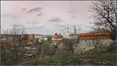 Photo: Turda - Vedere panorama de pe Str. Sirenei - 2018.04.07
