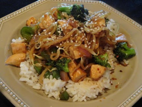 Chinese Take-Out at Home (Chicken)