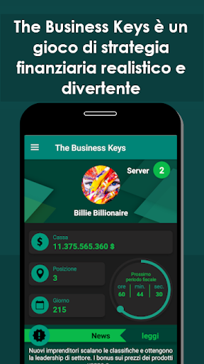 The Business Keys  - Il vero Business Game 2.0.460 screenshots 1