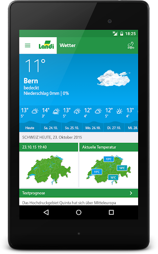 LANDI Wetter 3.2.7 screenshots 6