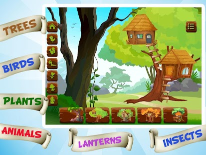 build your own treehouse game