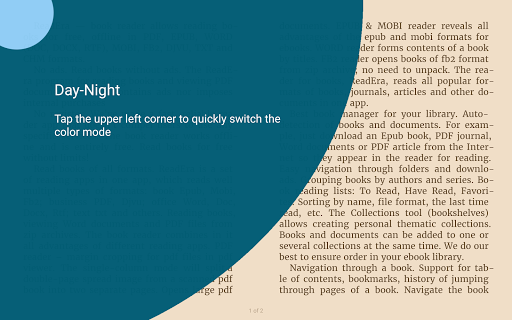 ReadEra - book reader pdf, epub, word 19.12.27+1120 screenshots 14
