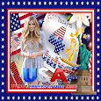American Independence Day Photo Frames icon