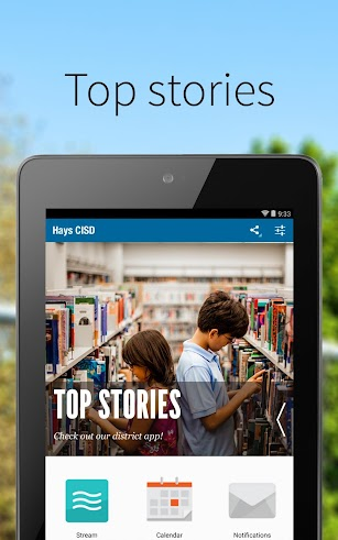 Hays CISD screenshot for Android