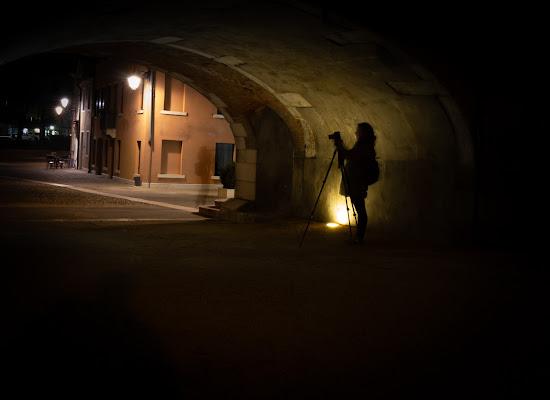 ...a fotografare la notte... di alepava