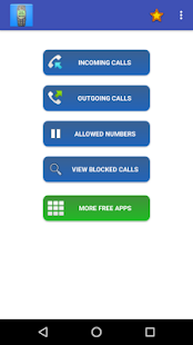 Call Block - number blacklist- screenshot thumbnail