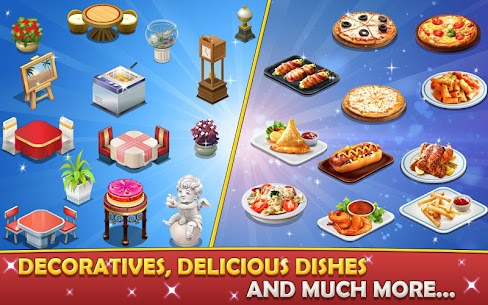 Cafe Tycoon MOD APK 4.3 [Unlimited Gems + Unlimited Coins] 3