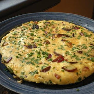 Stuffed Potato Frittata