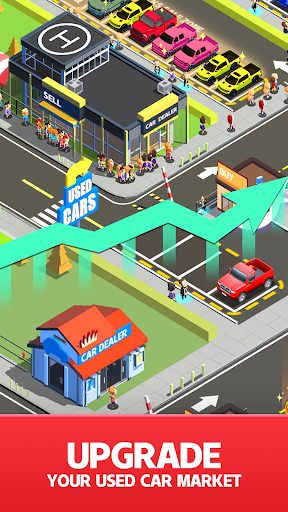 Used Car Dealer - screenshot