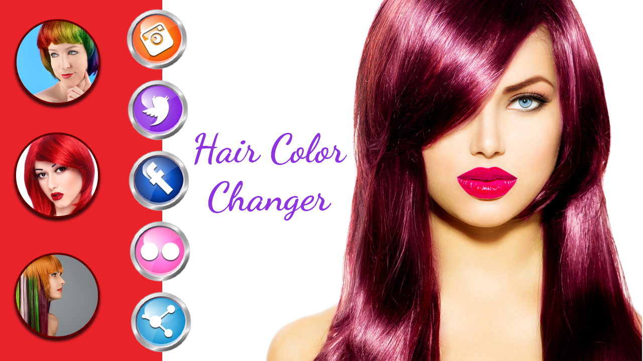 Color App Free Change Hair