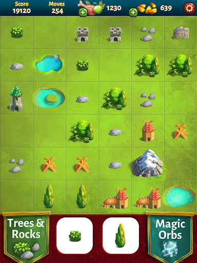 Farms & Castles скачать на планшет Андроид