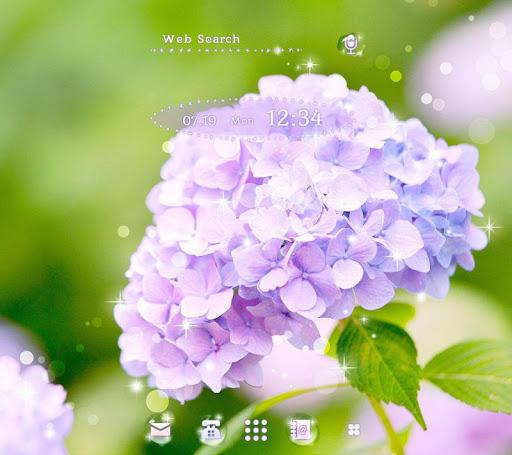 Flower Wallpaper Hydrangea 1.0.0 Windows u7528 1