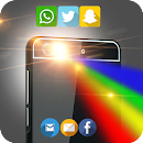 Color Flashlight Alert v 1.1 app icon