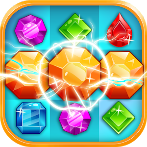Jewels Star Quest: Crystal for PC and MAC