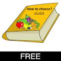 Choose Veggie Fruit Guide FREE icon