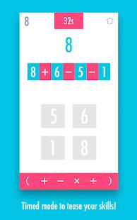 Fourte - Math Game - náhled