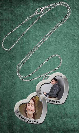 Insta Locket Photo Collage