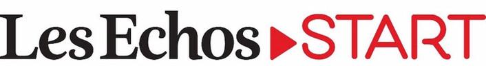 Logo Les Echos Start