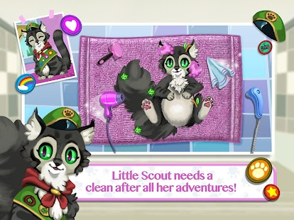 Kitty Cat Club- screenshot thumbnail
