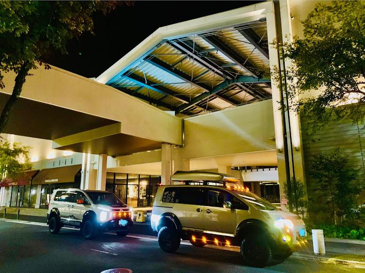 デリカD:5 CV5Wの横浜ベイサイドマリーナ,カスタムデリカ,プチナイト,マーカー映え,RHデリカに関するカスタム&メンテナンスの投稿画像5枚目