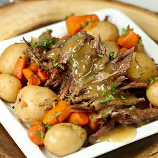 Best Meat For Pot Roast In Crock Pot Recipes.