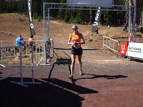 Photo: 2nd place woman Natalie Bak