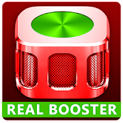 Real super Hight Volume Booster app