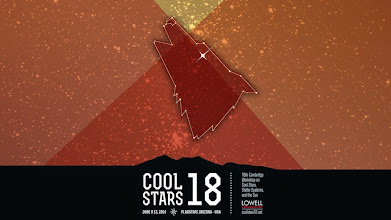 "Photo: Logo - ""Cool Stars 18"", The 18th Cool Stars, Stellar Systems and the Sun workshop -     (9 - 13 June 2014, Flagstaff, Arizona, USA) http://www.coolstars18.net"