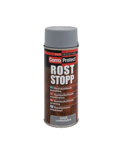 Grundfärg Rost-Stopp Grå Spray 400ml