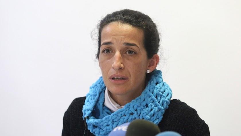 Patricia Ramírez, la madre de Gabriel.