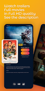 MovieBox Pro Online - Kino and Film(View Trailer) Screenshot