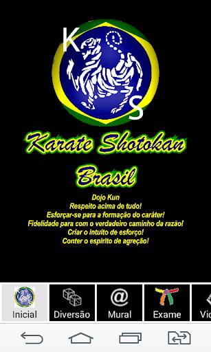 KARATE SHOTOKAN BRASIL