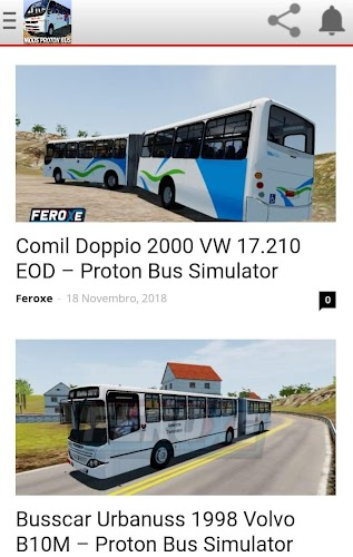 Download Proton Bus Simulator Urbano e Rodoviário (MODS) APK