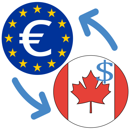Canadian Dollar Eur To Cad Converter