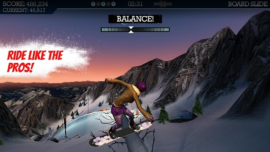 Snowboard Party- screenshot thumbnail
