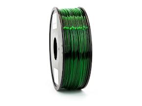 Green PETG Filament - 1.75mm (1.0kg)