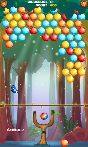 Bubble Forest Candy Pop Arcade
