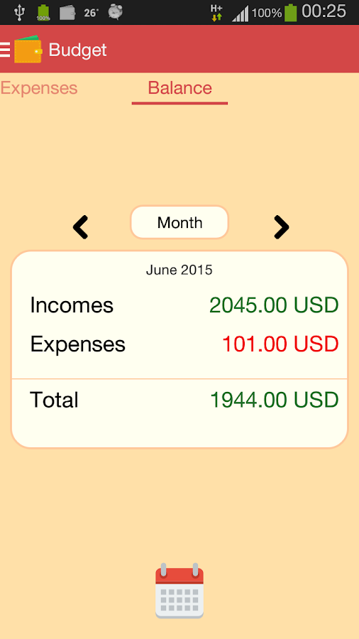 Wallie - Money Tracker- screenshot