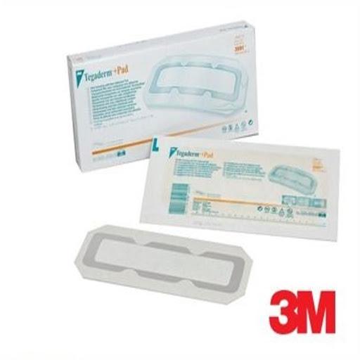 Adhesivo 3M Tegaderm + Pad 9X25Cm