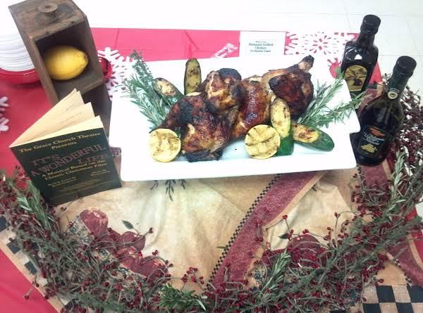 Balsalmic Vinegar And Herb Chicken Recipe