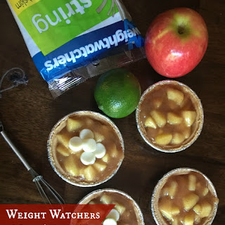 Weight Watchers Mini Apple Pies Recipe and Healthy Snack Ideas.